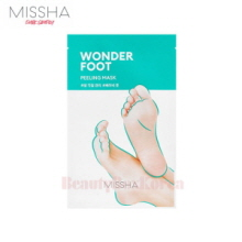 MISSHA Wonder Foot Peeling Mask 50ml,MISSHA