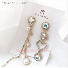 MUR'MURER Date Earrings 1pair,MUR'MURER