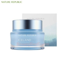 NATURE REPUBLIC Iceland Brightening Watery Cream 50ml,NATURE REPUBLIC