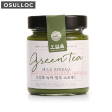 OSULLOC Green Tea Milk Spread 200g,OSULLOC