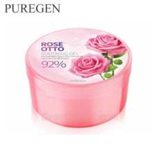 PUREGEN Rose Otto Soothing Gel 300ml,PUREGEN