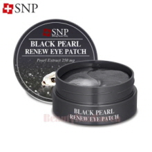 SNP Black Pearl Renew Eye Patch 1.4g*60ea,SNP