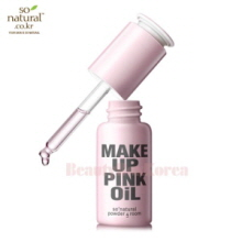 SO NATURAL Makeup Pink Oil 17ml,SO NATURAL