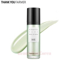 THANK YOU FARMER Be Beautiful Pure Make Up Base 40ml,THANK YOU FARMER