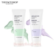 THE FACE SHOP Air Cotton Makeup Base 40g,THE FACE SHOP