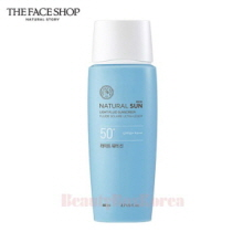 THE FACE SHOP Natural Sun Eco Light Water Sun SPF50+ PA+++ 80ml,THE FACE SHOP