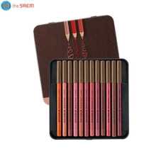 THE SAEM ECO SOUL Multi Lip Pencil Kit 1.1g*12ea,THE SAEM