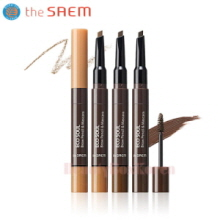 THE SAEM Eco Soul Brow Pencil & Mascara  0.2g+2.5ml,THE SAEM