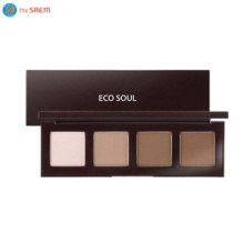 THE SAEM Eco Soul Contour Palette 2g*4,THE SAEM