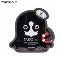 TONYMOLY Tako Pore One Shot Nose Pore Pack 1.5g,TONYMOLY