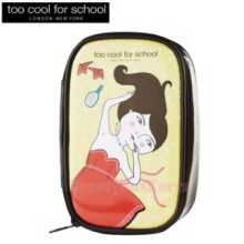 TOO COOL FOR SCHOOL Artify Pouch 1ea,TOO COOL FOR SCHOOL