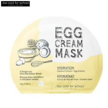 TOO COOL FOR SCHOOL Egg Cream Mask 28g,TOO COOL FOR SCHOOL
