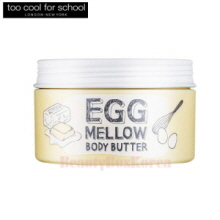 TOO COOL FOR SCHOOL Egg Mellow Body Butter 200g,TOO COOL FOR SCHOOL
