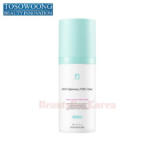 TOSOWOONG SOS Tightening Pore Clinic Witch Hazel Pore Toner 80ml,TOSOWOONG