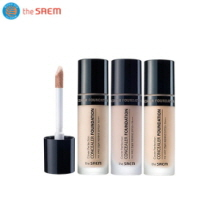 The SAEM Cover Perfection Concealer Foundation SPF50+ / PA+++ 38g,THE SAEM