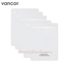 VANCOR Whitening & Anti-Wrinkle Mask Pack 33g*10ea,VANCOR