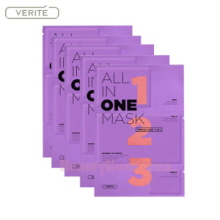 VERITE All In One Mask 5ml+25ml+2g*5ea,VERITE