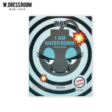 W.DRESSROOM I am Water Bomb! Cellulose Sheet Mask 25g*10ea,W.DRESSROOM