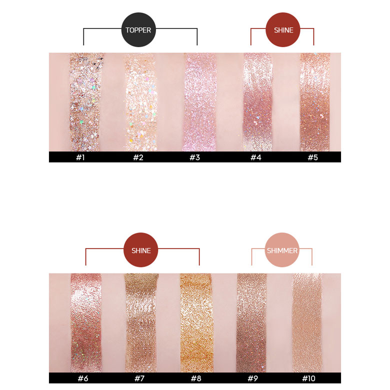 MISSHA Glitter Prism Liquid 3g | Best Price and Fast Shipping from Beauty  Box Korea