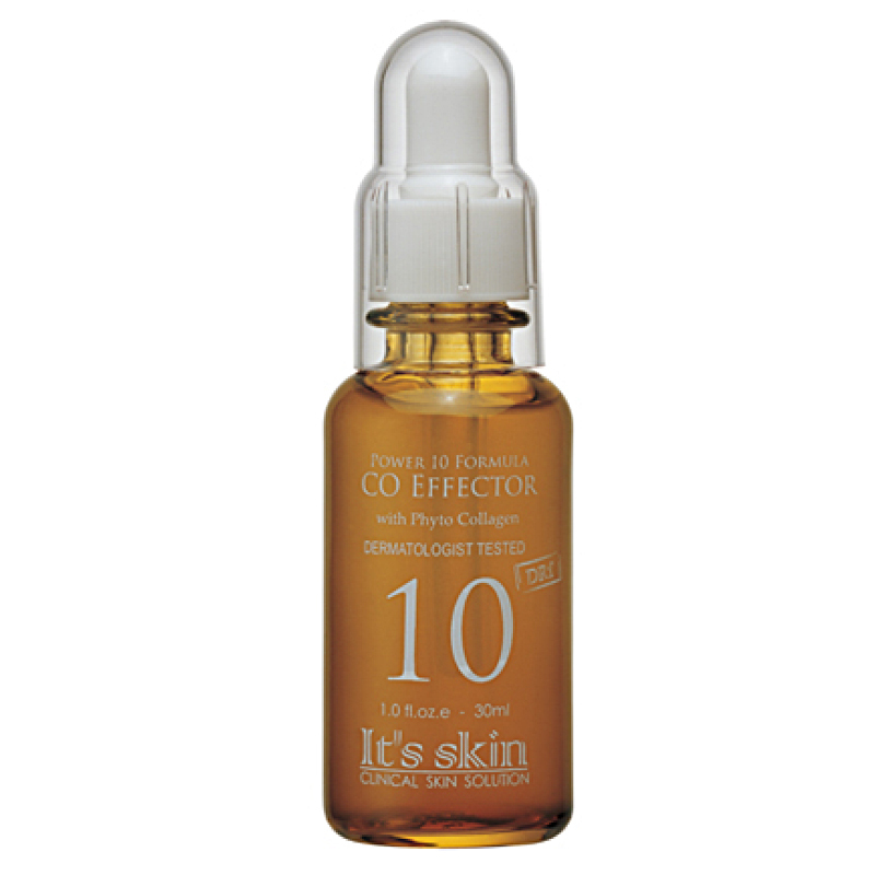 [IT'S SKIN] Power 10 Formula CO Effector [Elasticity & Hydro] (Weight : 104g)