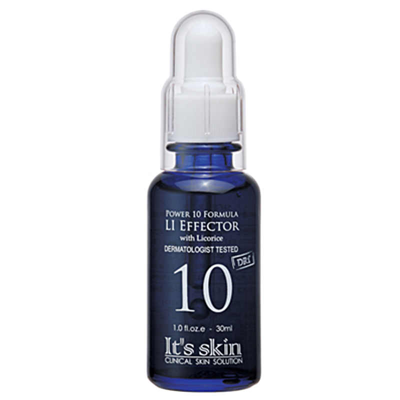[IT'S SKIN] Power 10 Formula LI Effector [Skin tone recovery] (Weight : 104g)