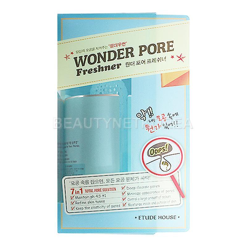 [ETUDE HOUSE] Wonder Pore Freshner 10 in 1 500ml (Weight : 646g)