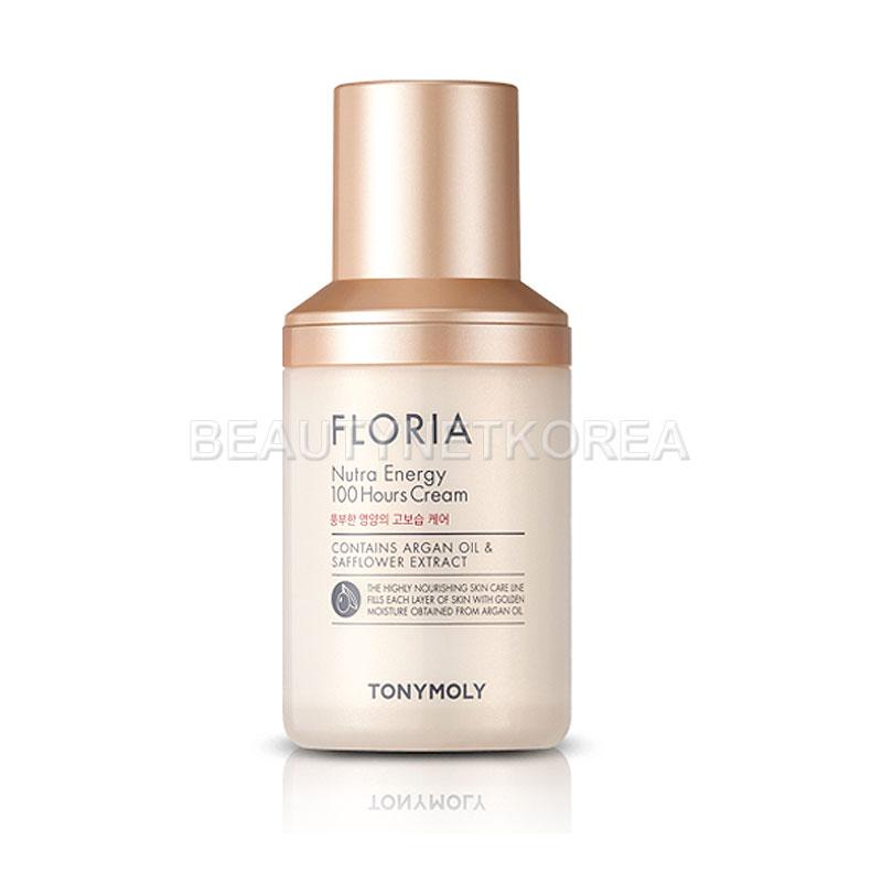 [TONYMOLY] Floria Nutra Energy 100 Hours Cream 50ml  (Weight : 143g)