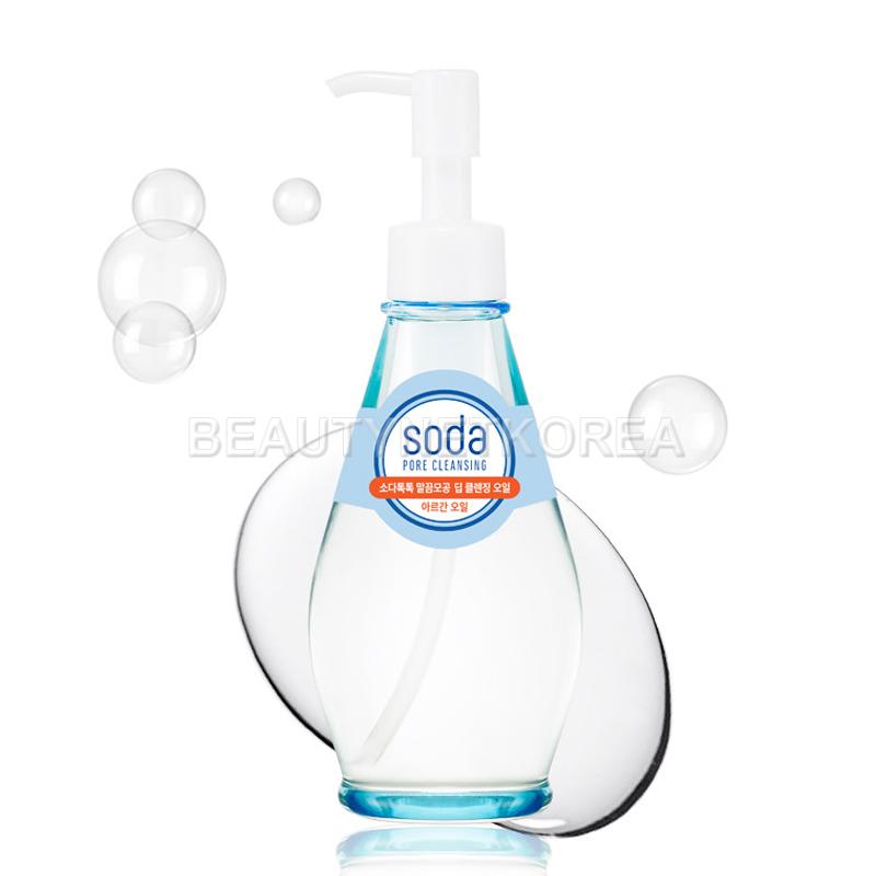 [HOLIKA HOLIKA] Soda Pore Cleasing Deep Cleansing Oil 150ml (Weight : 192g)
