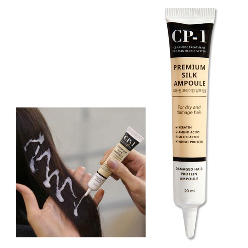 [CP-1] Premium Silk Ampoule * 1pcs (Weight : 25g)