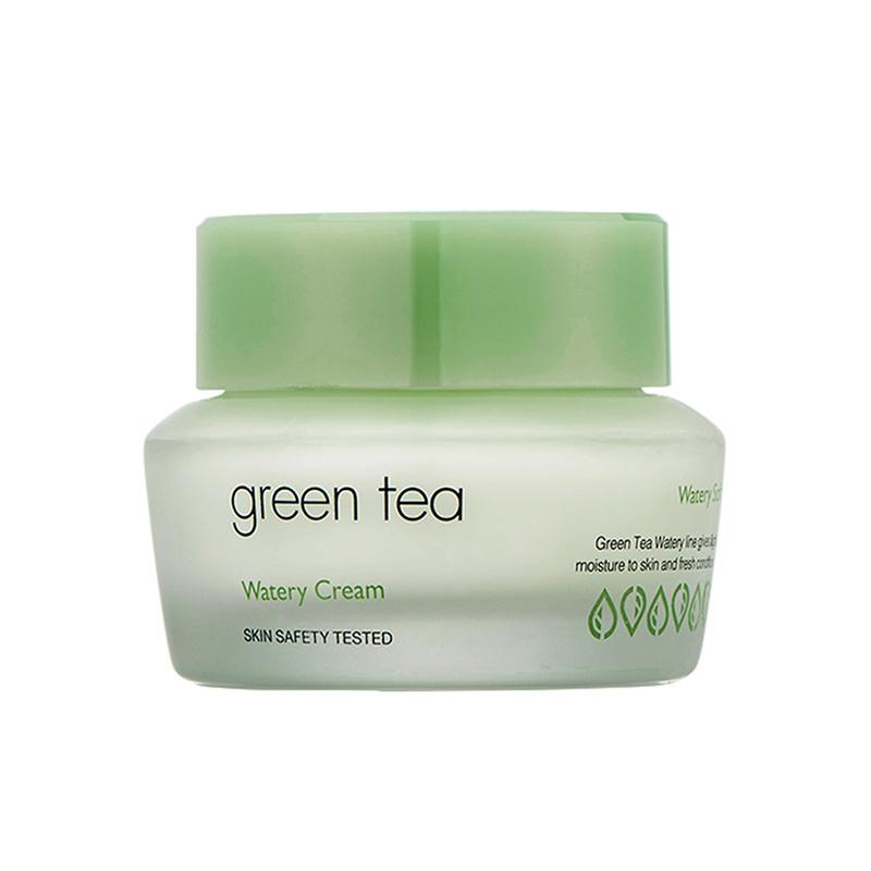 [IT'S SKIN] Green Tea Watery Cream 50ml (Weight : 197g)