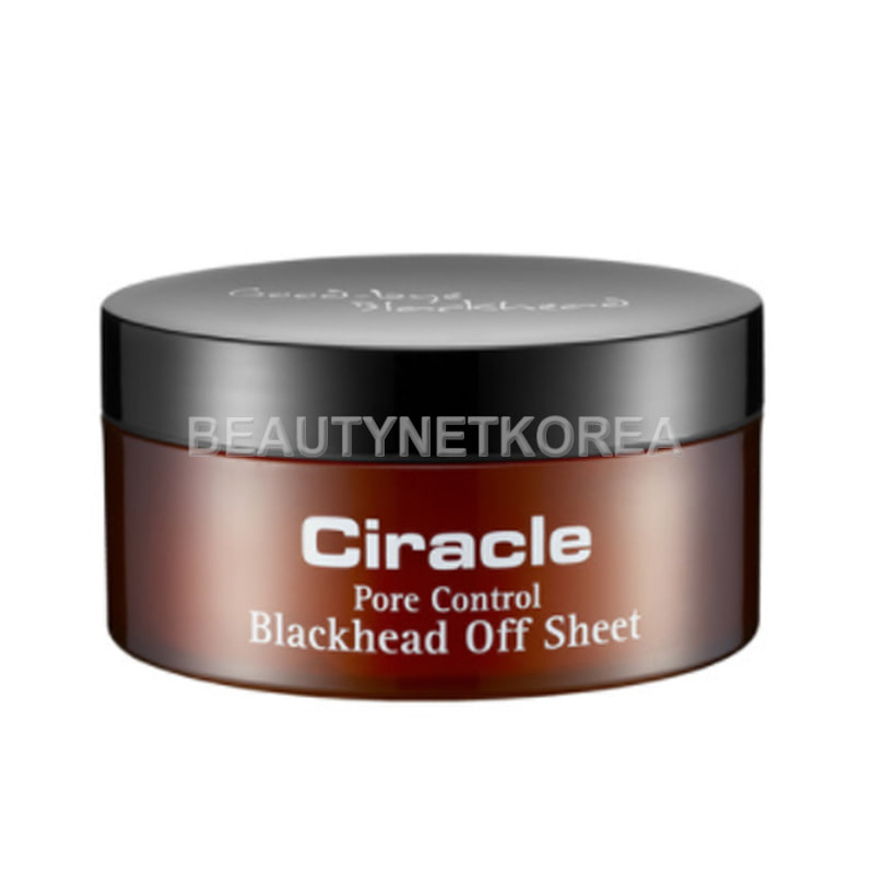 [CIRACLE] Blackhead Off Sheet 35Sheet  (Weight : 133g)