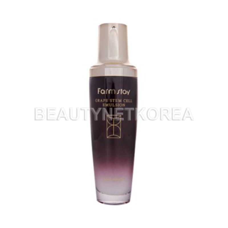 [FARM STAY] Grape Stem Cell Emulsion 130ml (Weight : 405g)