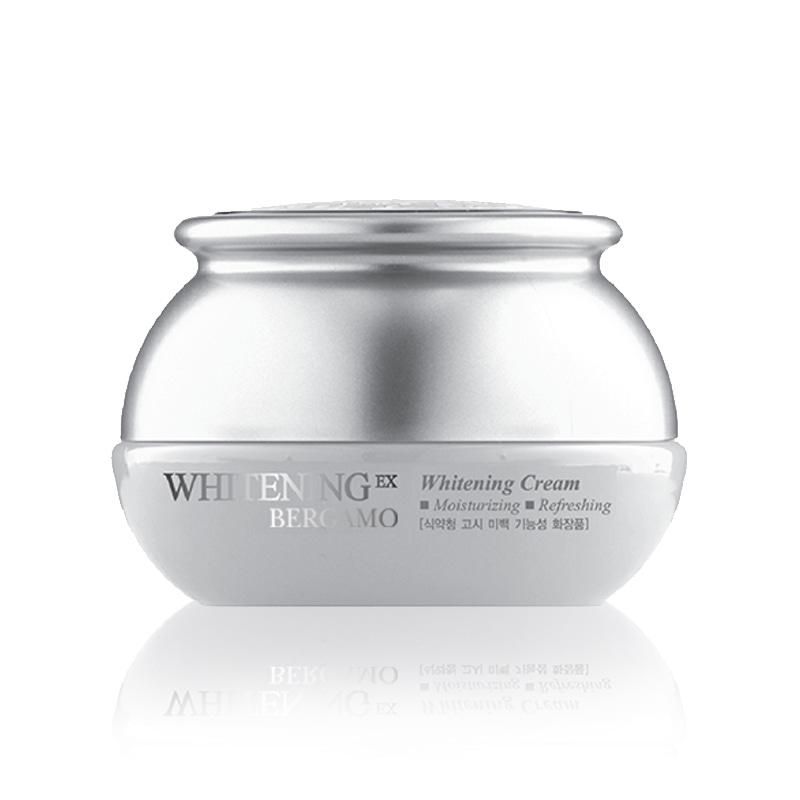 [BERGAMO] Whitening EX Whitening Cream 50g   (Weight : 236g)