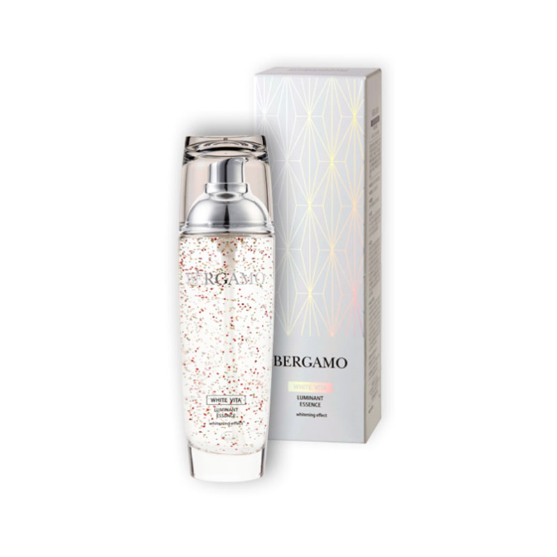 [BERGAMO] White Vita Luminant Essence 110ml (Weight : 369g)