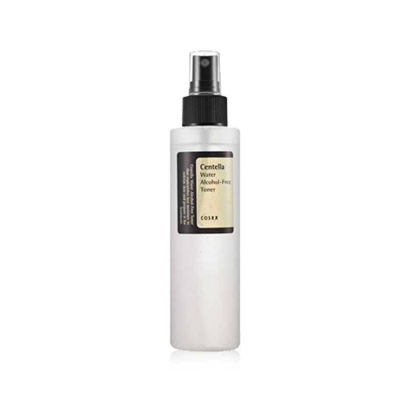 [COSRX] Centella Water Alcohol-Free Toner 150ml (Weight : 218g)