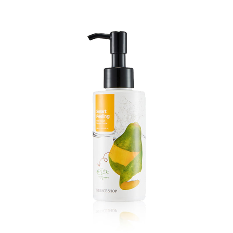 [THE FACE SHOP] Smart Peeling Mild Papaya 150ml  (Weight : 204g)