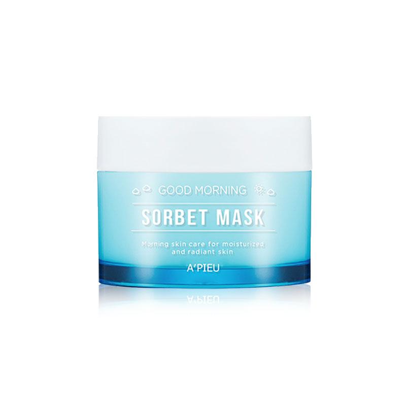 [A'PIEU] Good Morning Sorbet Mask 105ml (Weight : 218g)