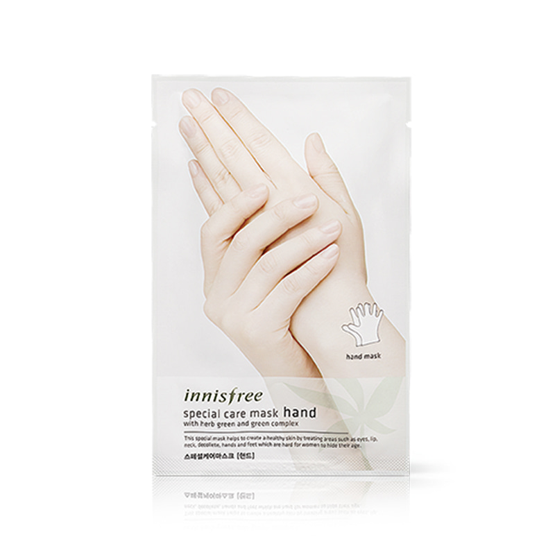 [INNISFREE] Special Care Mask [Hand] 20g (Weight : 34g)