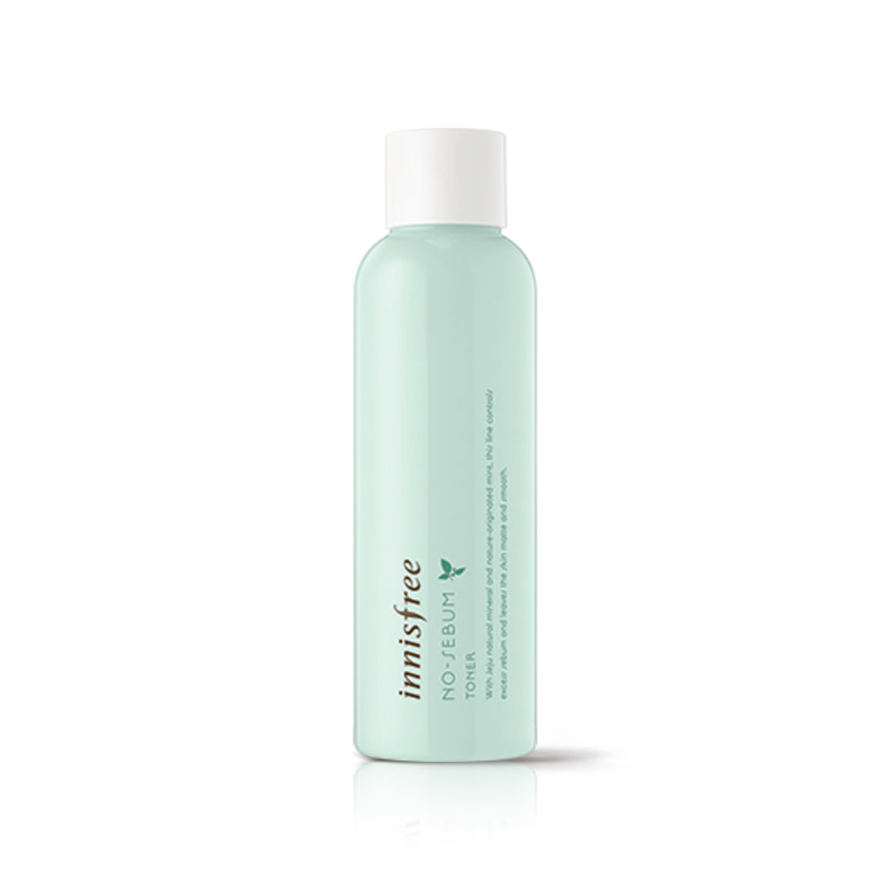 [INNISFREE] No-Sebum Toner 200ml (Weight : 265g)