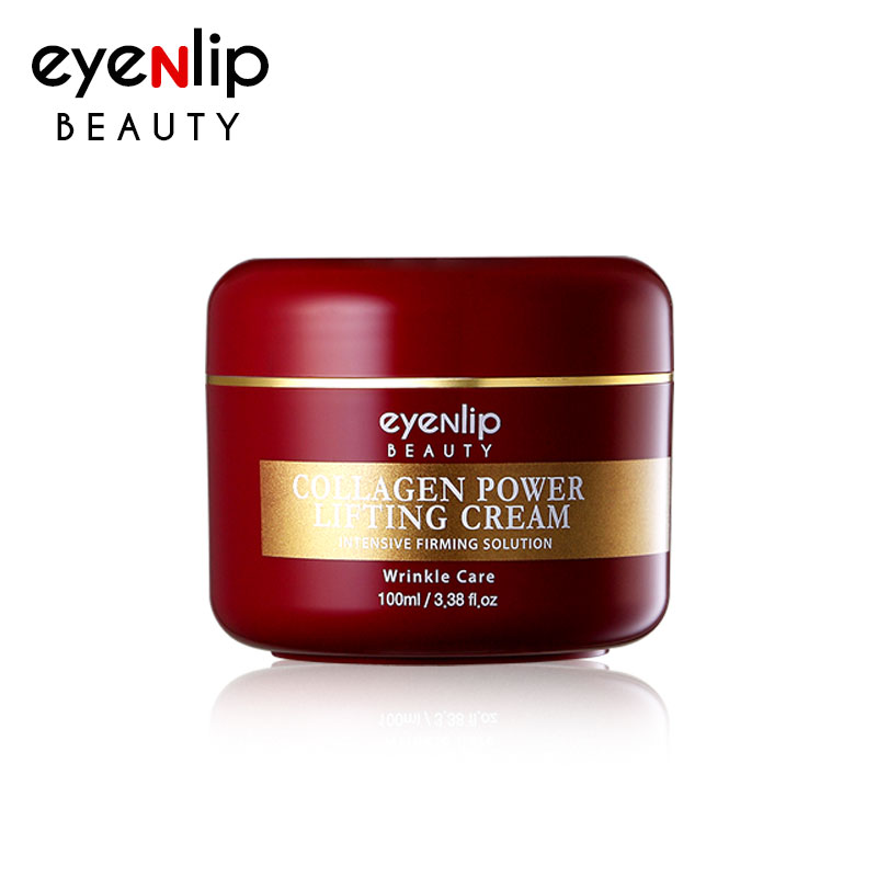 [EYENLIP] Collagen Power Lifting Cream 100ml (Weight : 195g)