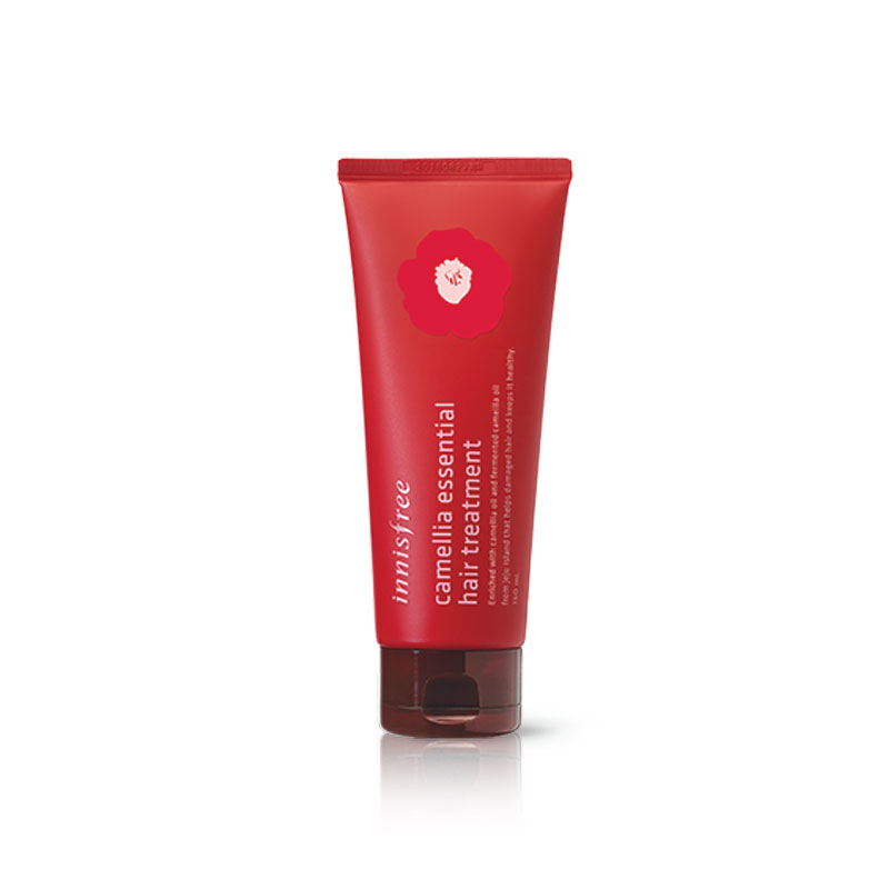 [INNISFREE] Camellia Essential Hair Treatment 150ml (Weight : 182g)