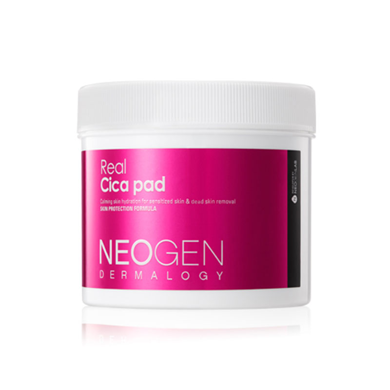 [NEOGEN] DERMALOGY Real Cica Pad 150ml 90counts (Weight : 274g)