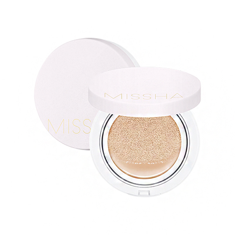 [MISSHA] Magic Cushion Cover Lasting (SPF50+/PA+++) 2 Color 15g (Weight : 88g)