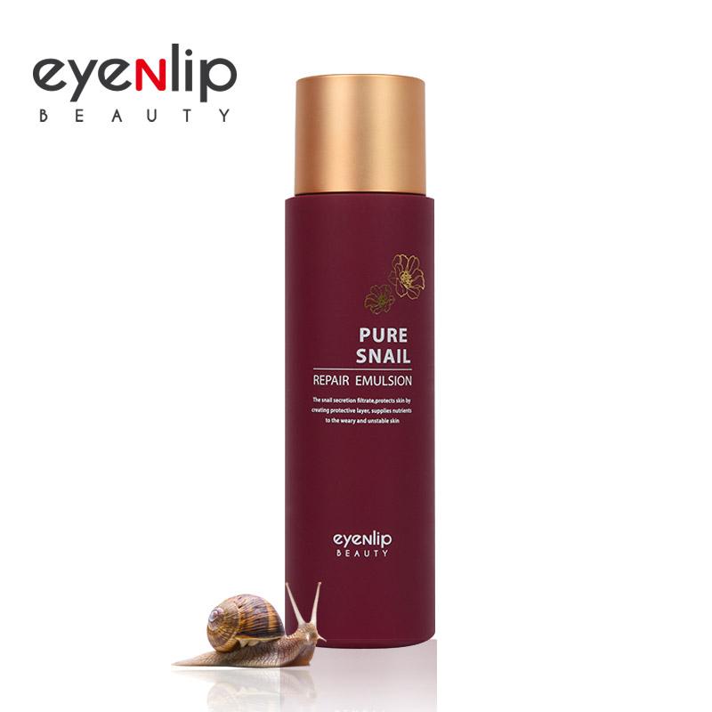 [EYENLIP] Pure Snail Repair Emulsion 150ml (Weight : 212g)