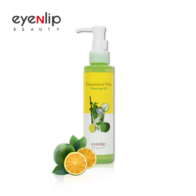 [EYENLIP] Calamansi Vita Cleansing Oil 150ml (Weight : 187g)