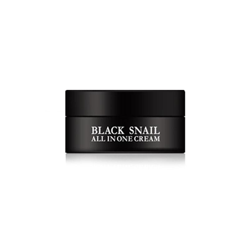 [EYENLIP] Black Snail All In One Cream 15ml [Sample] (Weight : 34g)