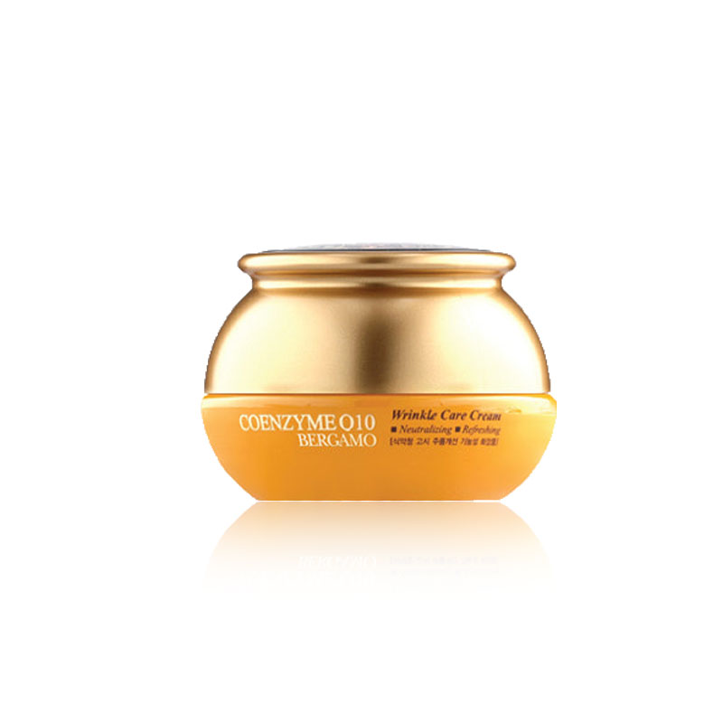 [BERGAMO] Coenzyme Q10 Wrinkle Care Cream 50g (Weight : 236g)