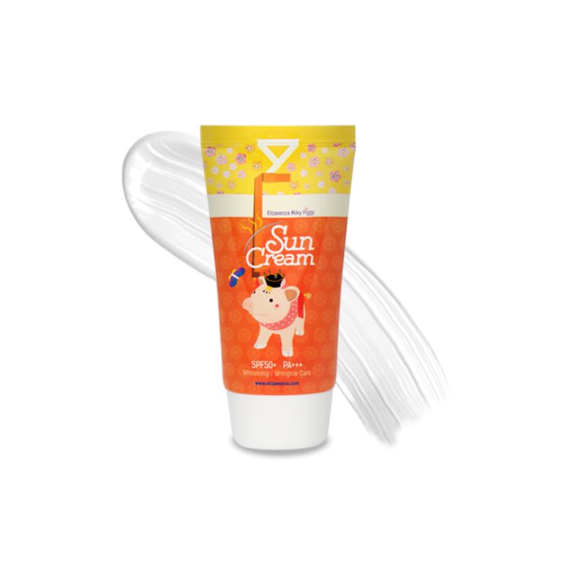 [ELIZAVECCA] Milky Piggy Sun Cream (SPF50+/PA+++) 50ml (Weight : 81g)
