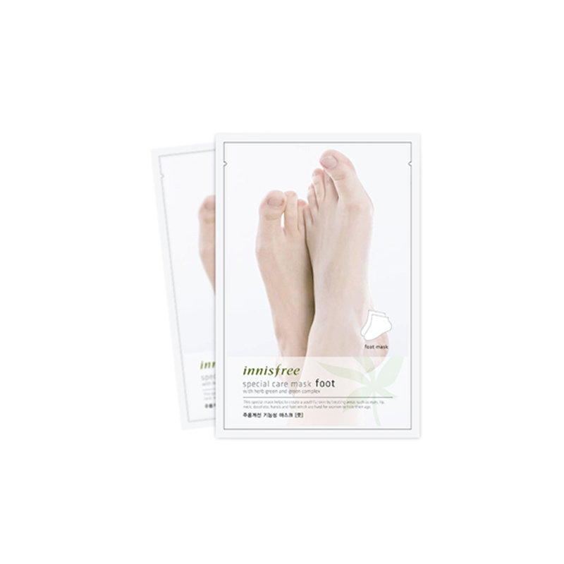[INNISFREE] Special Care Mask [Foot] 20g (Weight : 32g)