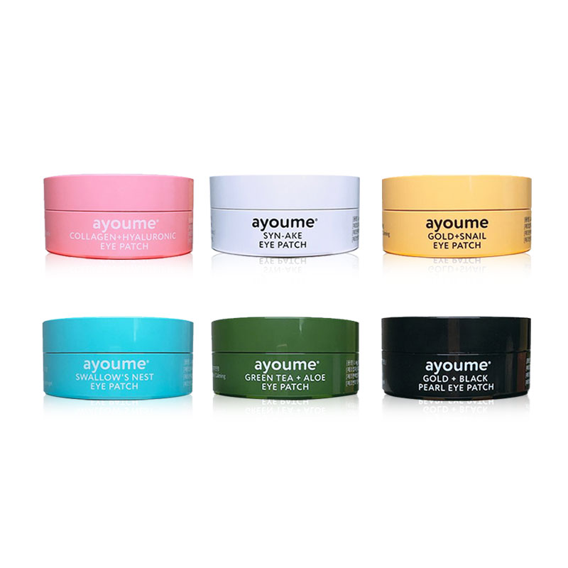 [AYOUME] Eye Patch 6 Type 1.4g * 60ea  (Weight : 200g)